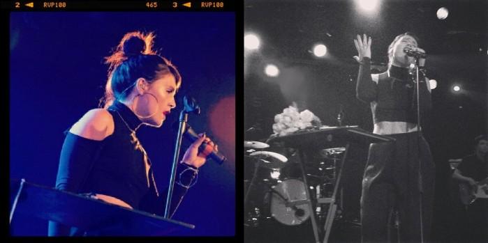 jessie ware in concert berlin