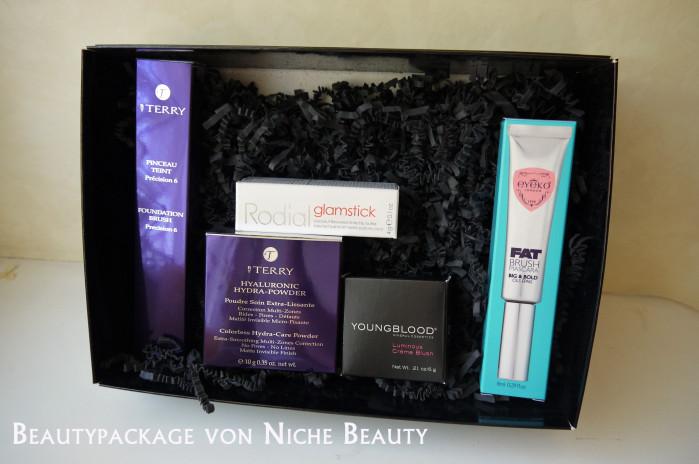 niche beauty package