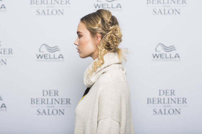 Antonia Zander_Fishtail Braid_Autumn Winter 2016_Hairtrends