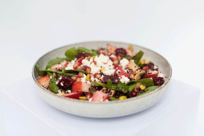 Fechtner Restaurant-Salate