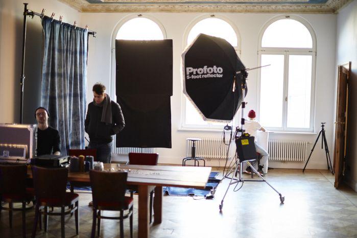 Levis 501 Event Berlin