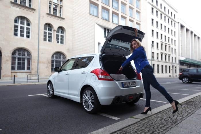 Suzuki Swift Sport_Style Taxi