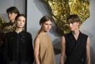 Wella Professionals als Haarpartner für William Fan beim DER BERLINER MODE SALON auf der Berlin Fashion Week am 21.1.2016. Foto: Gero Breloer für WELLA