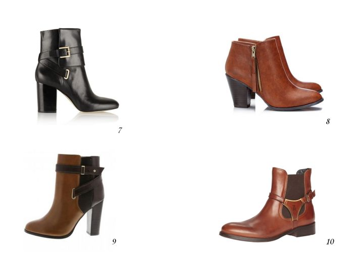 autumn boots top 10