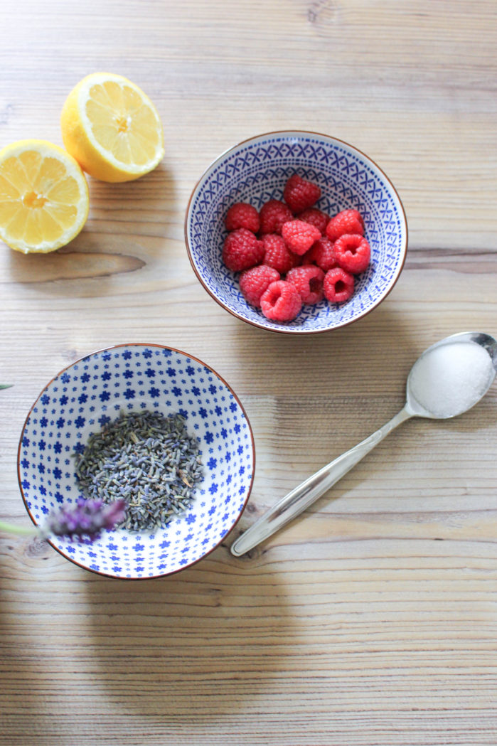 lavendel berry lemonade_rezept