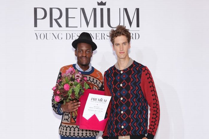 premium young designer award 2014_Maxhosa by Laduma