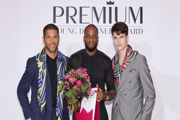 premium young designer award 2014_deji george